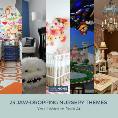 23 Jaw-Dropping Nursery Themes You'll Want to Peek At