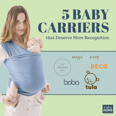 5 Baby Carriers That Deserve More Recognition