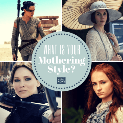 What is Your Mothering Style? {Personality Quiz}