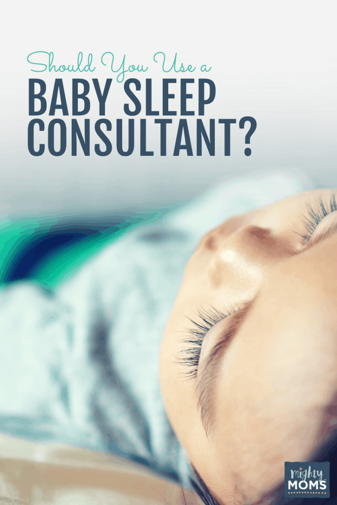 Do You Need a Baby Sleep Consultant? - MightyMoms.club