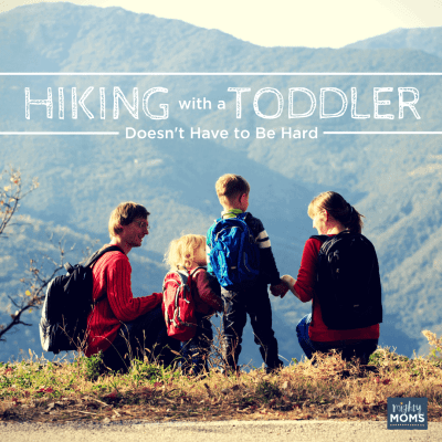 Hiking with a Toddler Doesn't Have to Be Hard