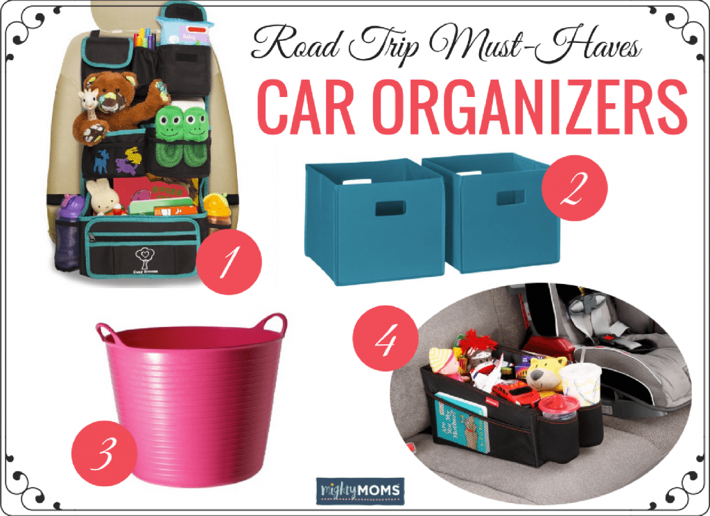 Tear-Free Baby Road Trips: Keep Away the Car Clutter ~ MightyMoms.club