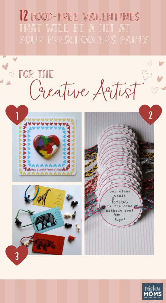 Preschool Valentines for the Creative Artist - MightyMoms.club