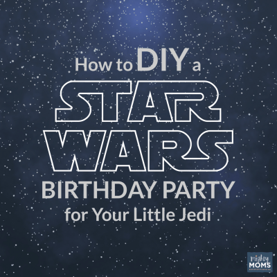 How to DIY a Star Wars Birthday Party for Your Little Jedi