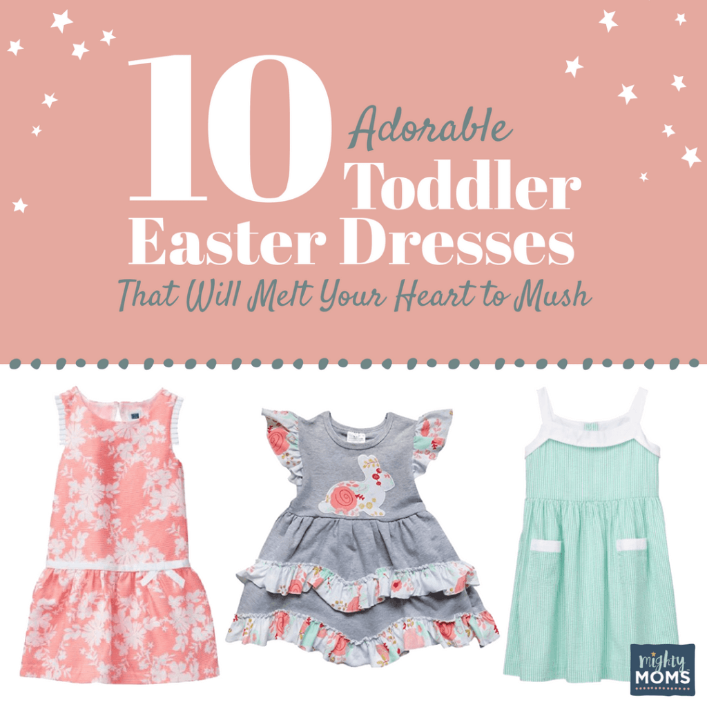 10 Adorable Toddler Easter Dresses That Will Melt Your Heart to Mush - MightyMoms.club