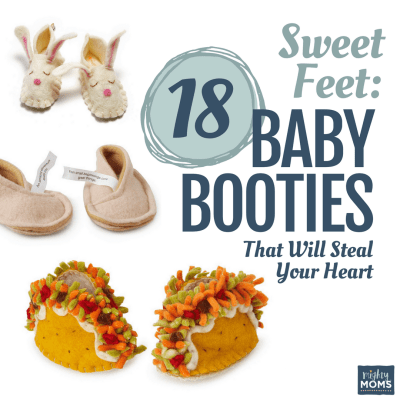 Sweet Feet: 18 Baby Booties That Will Steal Your Heart