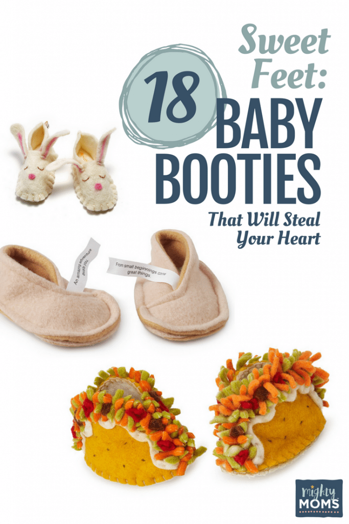 Sweet Feet: 18 Baby Booties That Will Steal Your Heart - MightyMoms.club