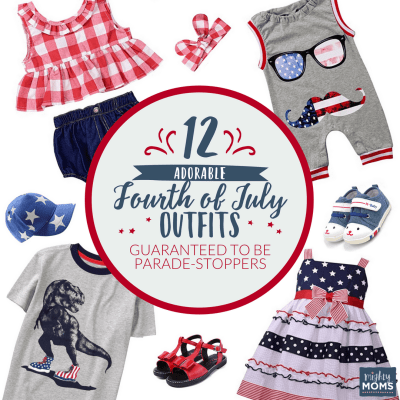 12 Adorable Fourth of July Outfits Guaranteed to Be Parade-Stoppers {Updated for 2018!}