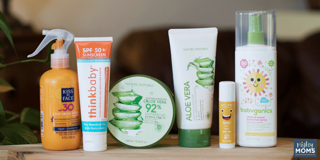 6 Phrases You Want to See on Your Baby's Sunscreen (and 3 You Don't!) - MightyMoms.club