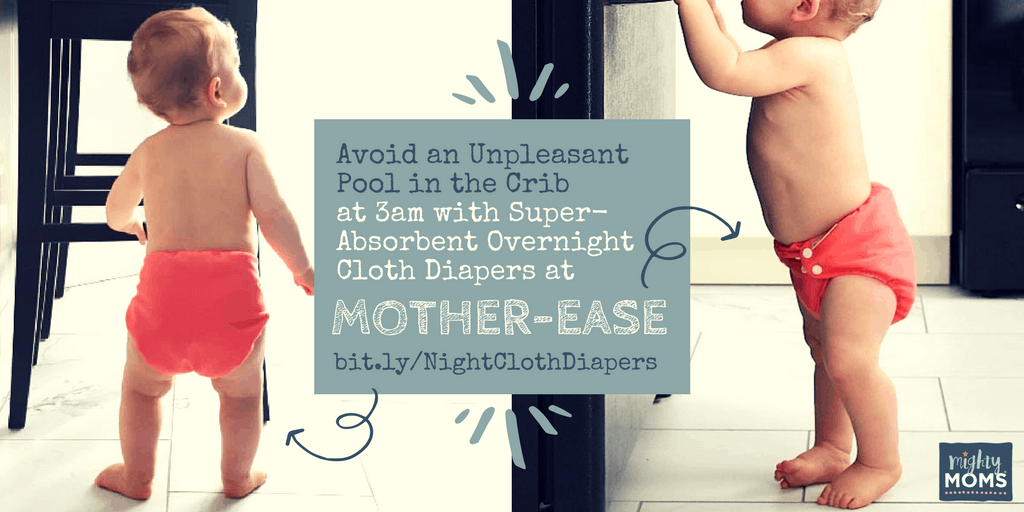 Cloth Diapering 101 with Mother-Ease.com