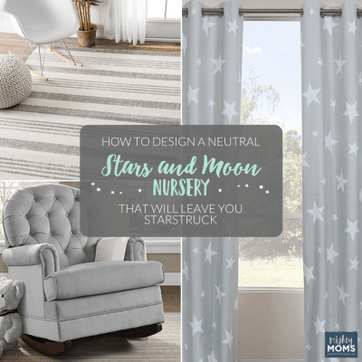 How to Design a Neutral Stars and Moon Nursery that Will Leave You Starstruck