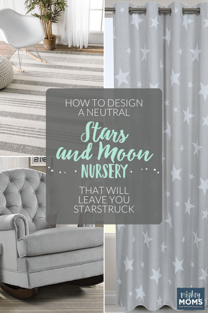 How to Design a Neutral Stars and Moon Nursery that Will Leave You Starstruck - MightyMoms.club