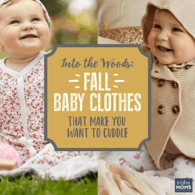 Into the Woods: Fall Baby Clothes That Make You Want to Cuddle