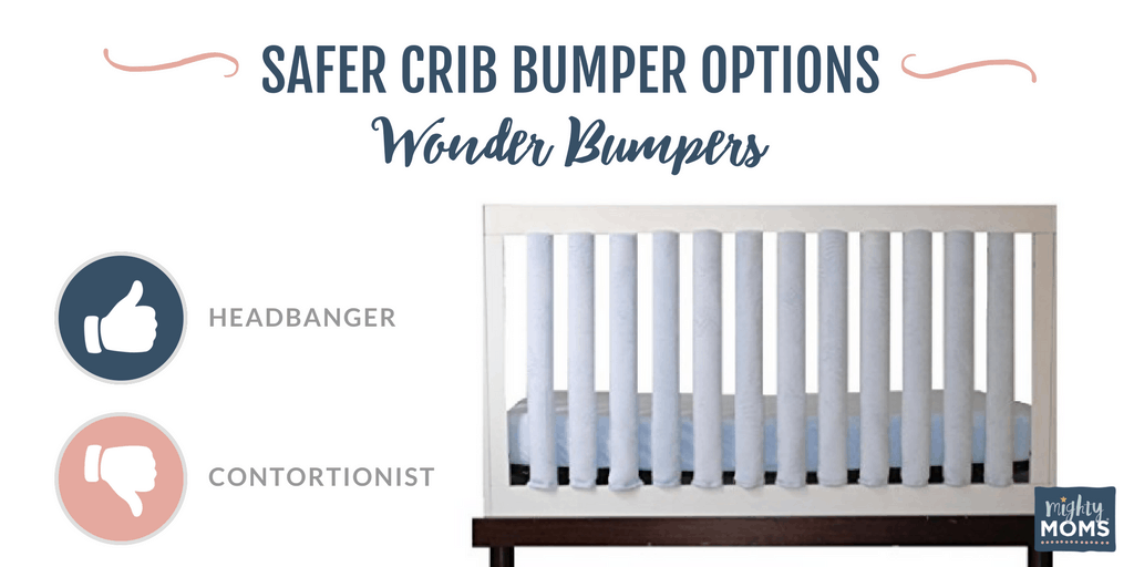 How Safe Crib Bumpers Can Improve Your Baby S Sleep Mighty Moms