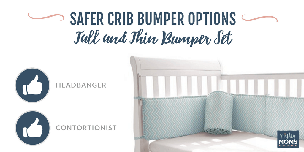 How Safe Crib Bumpers Can Improve Your Babys Sleep Mighty Moms