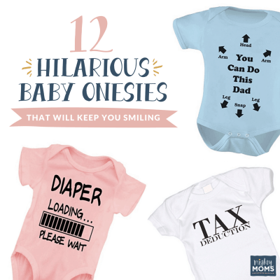 12 Hilarious Baby Onesies That Will Keep You Smiling