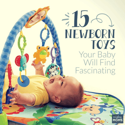15 Newborn Toys Your Baby Will Find Fascinating