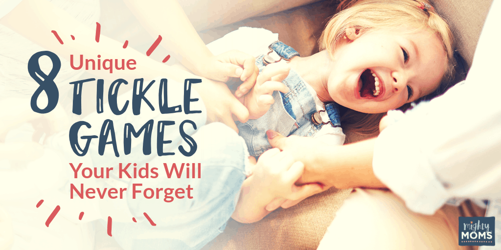 Awesome Family Tickle Games - MightyMoms.club