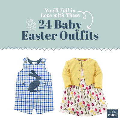You'll Fall in Love with These 24 Baby Easter Outfits