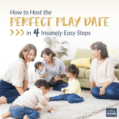 How to Host the Perfect Play Date in 4 Insanely Easy Steps