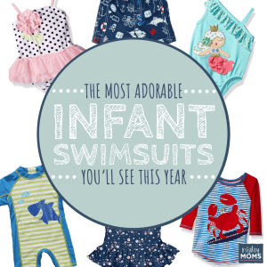 The most adorable (and affordable) infant swimsuits this year - MightyMoms.club