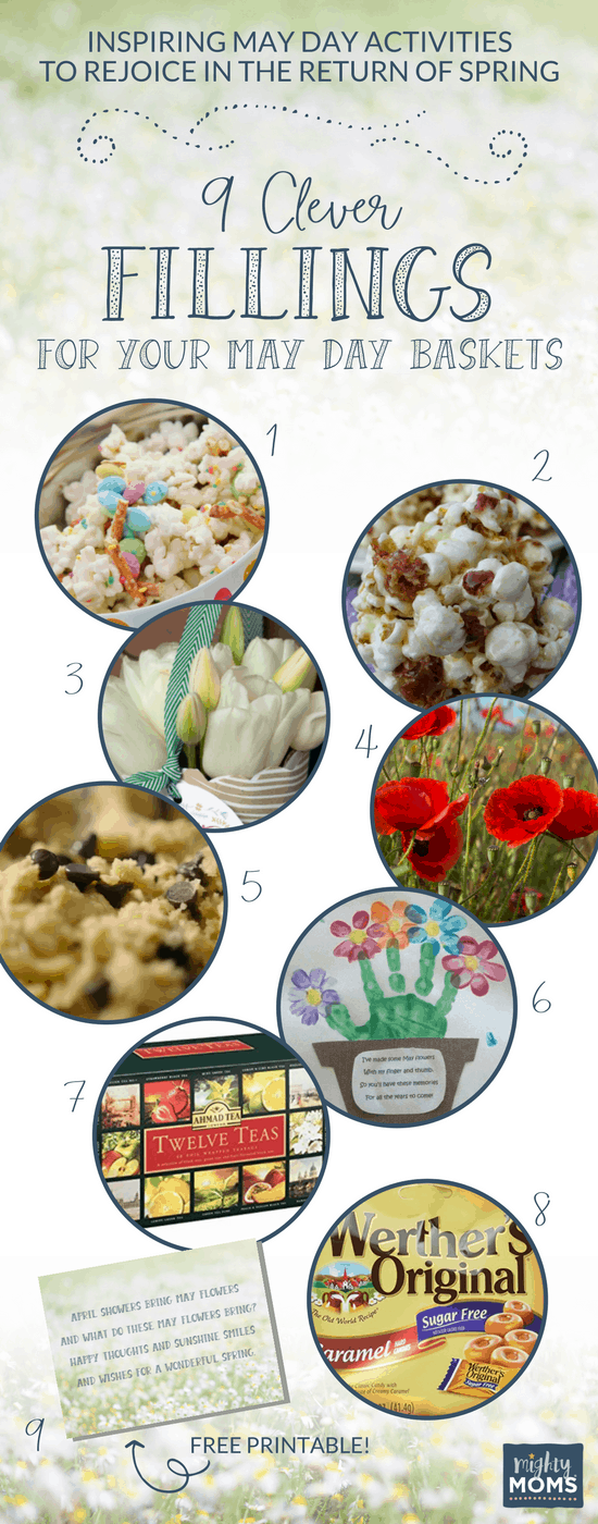 Inspiring May Day Activities to Rejoice in the Return of Spring - MightyMoms.club