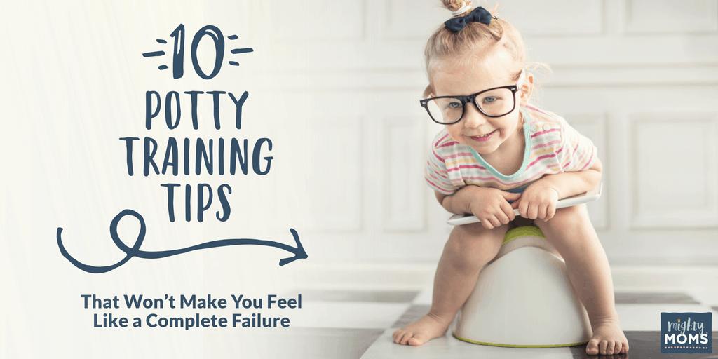 10 helpful potty training tips - MightyMoms.club