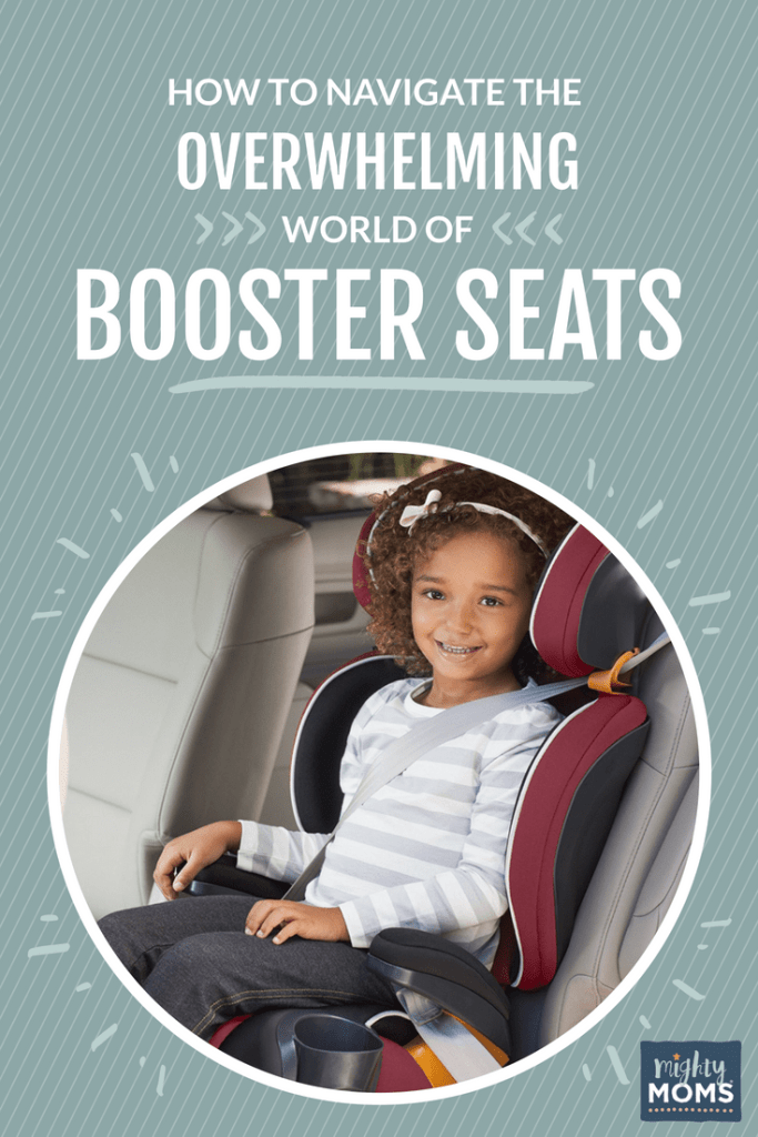 How to Choose the Perfect Booster Seat - Mightymoms.club