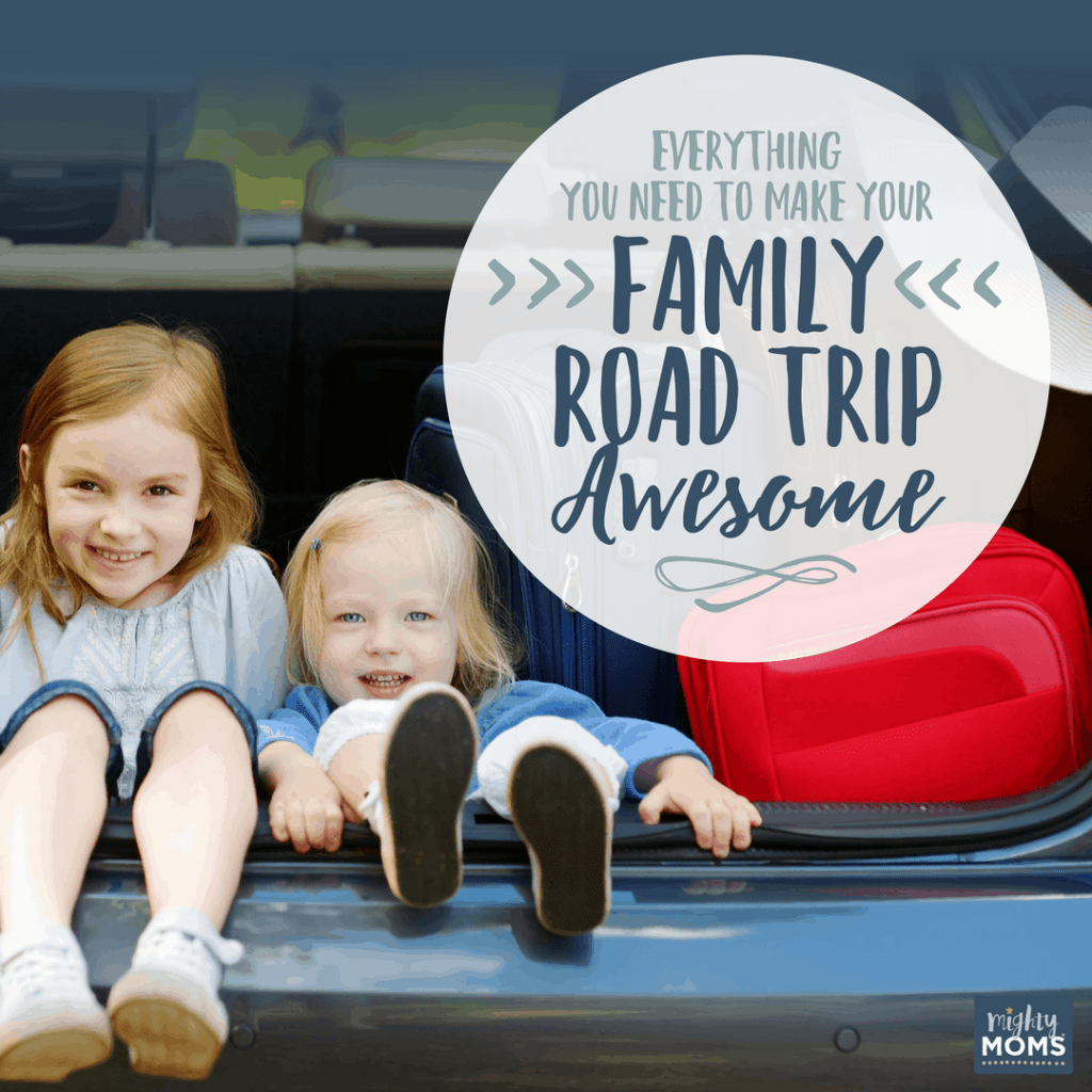 Everything You Need to Make Your Family Road Trip Awesome