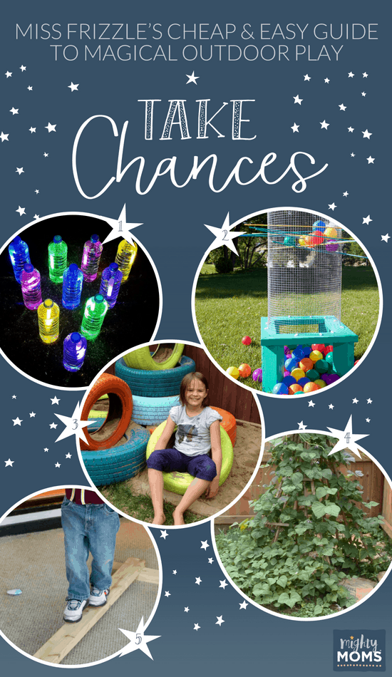 5 Outdoor Play Ideas to Take Chances - MightyMoms.club