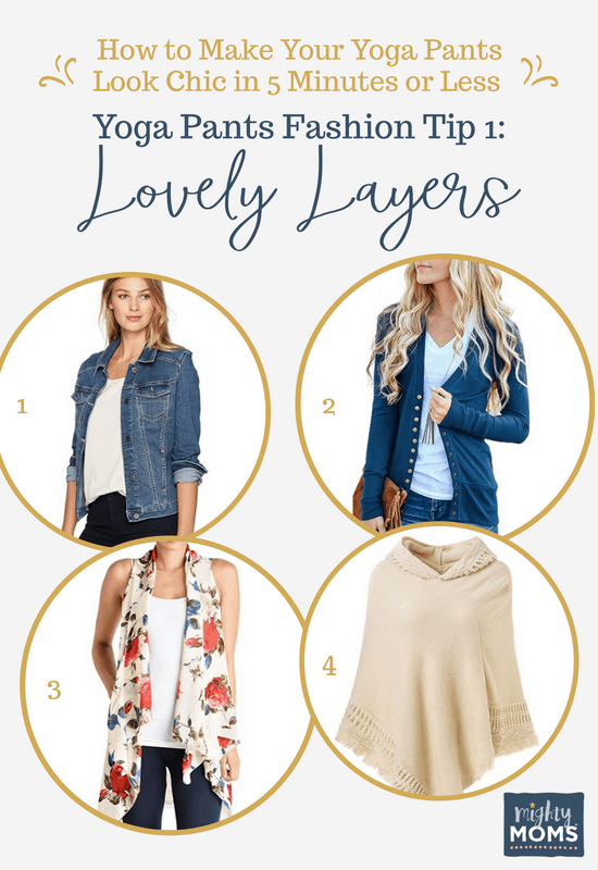 Fast Fashion Tips for Layering - MightyMoms.club
