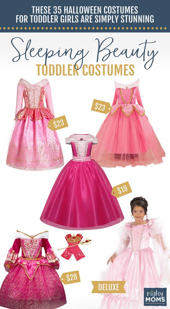 Aurora Halloween Toddler Costumes - MightyMoms.club