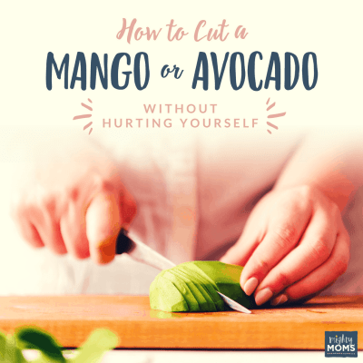 How to Cut a Mango or Avocado Without Wounding Yourself