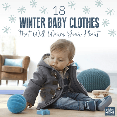 18 Cute Winter Baby Clothes That Will Warm Your Heart