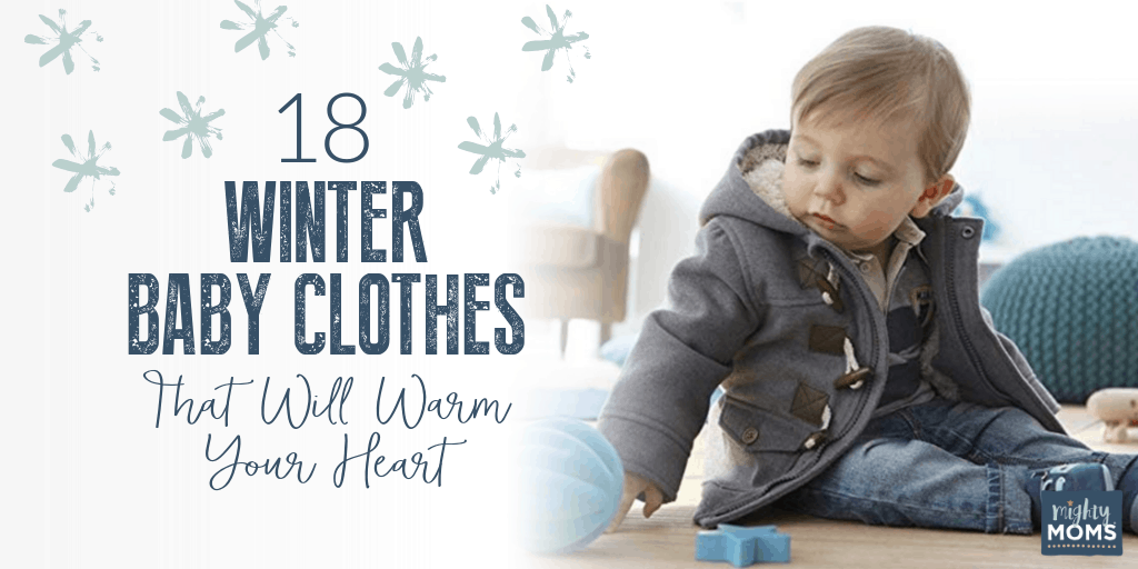 Cute Baby Clothes for Winter - MightyMoms.club