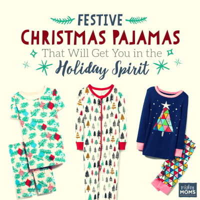 Festive Christmas Pajamas That Will Get You in the Holiday Spirit