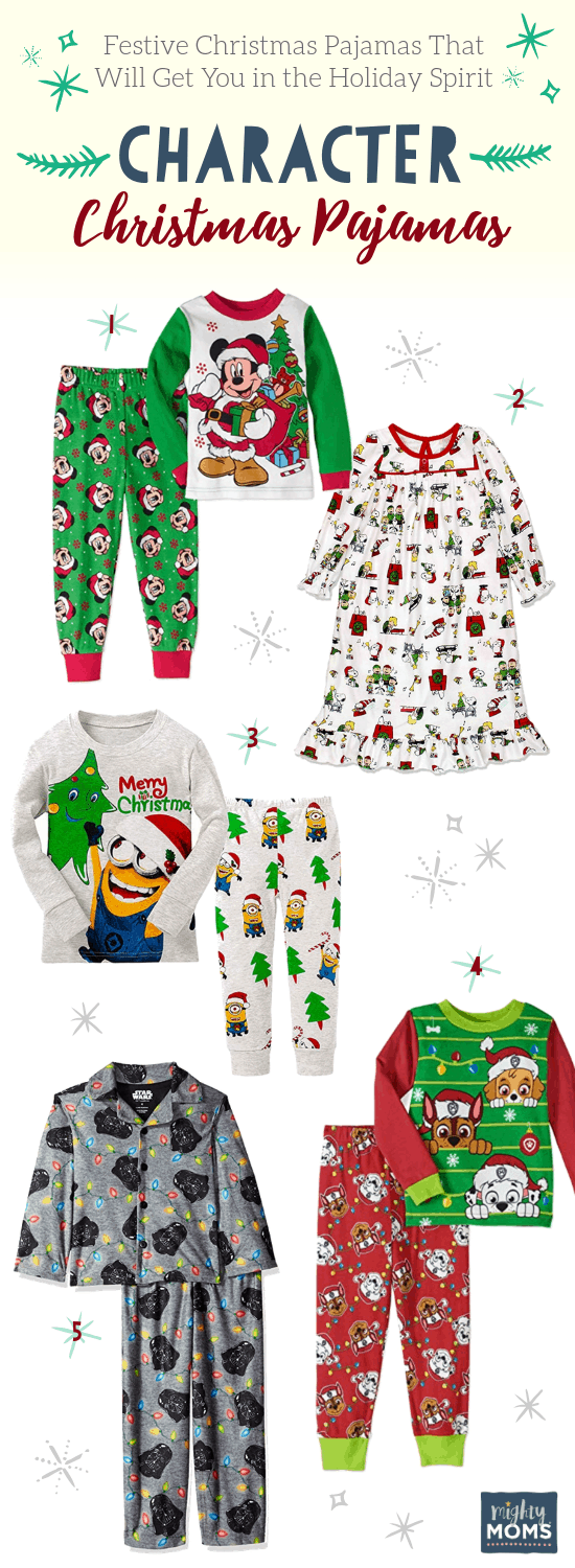 Festive Christmas Pajamas That Will Get You in the Holiday Spirit ... 1627d56af