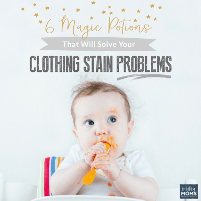 6 Magic Potions That Will Solve Your Clothing Stain Problems