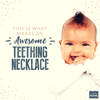 This Is What Makes an Awesome Teething Necklace