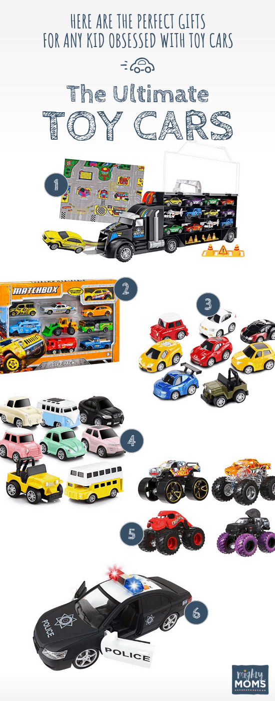 The best car toys start with...the best car toys! - MightyMoms.club