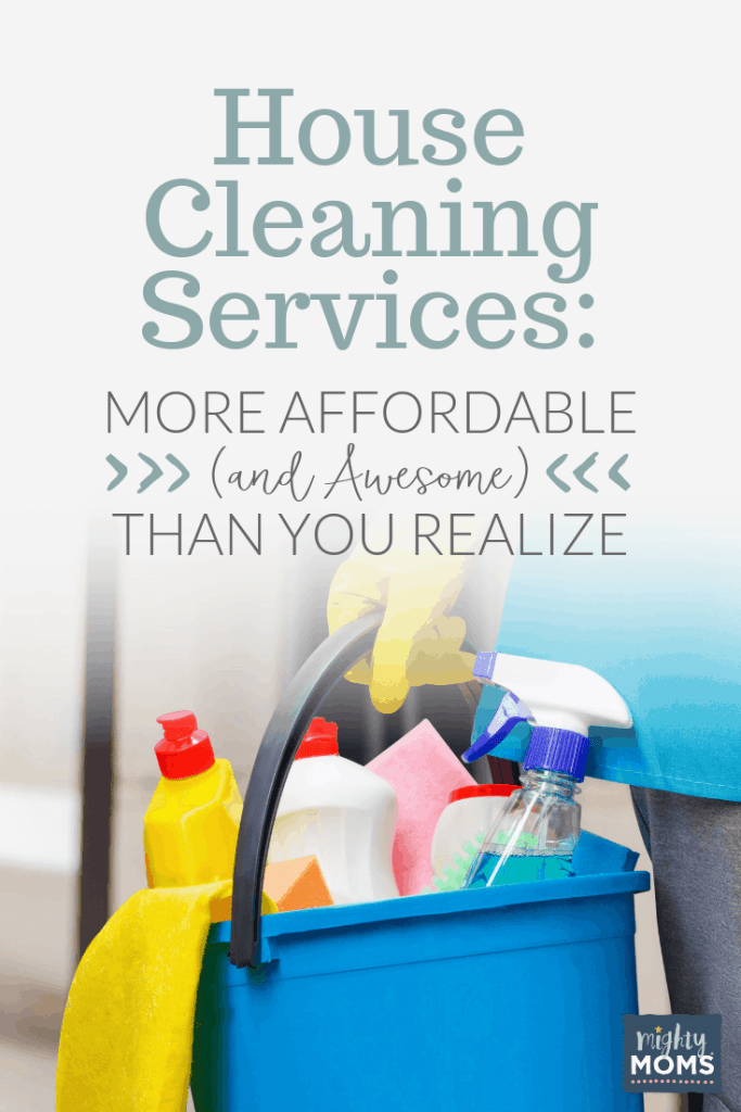 The happy truth about house cleaning services - MightyMoms.club