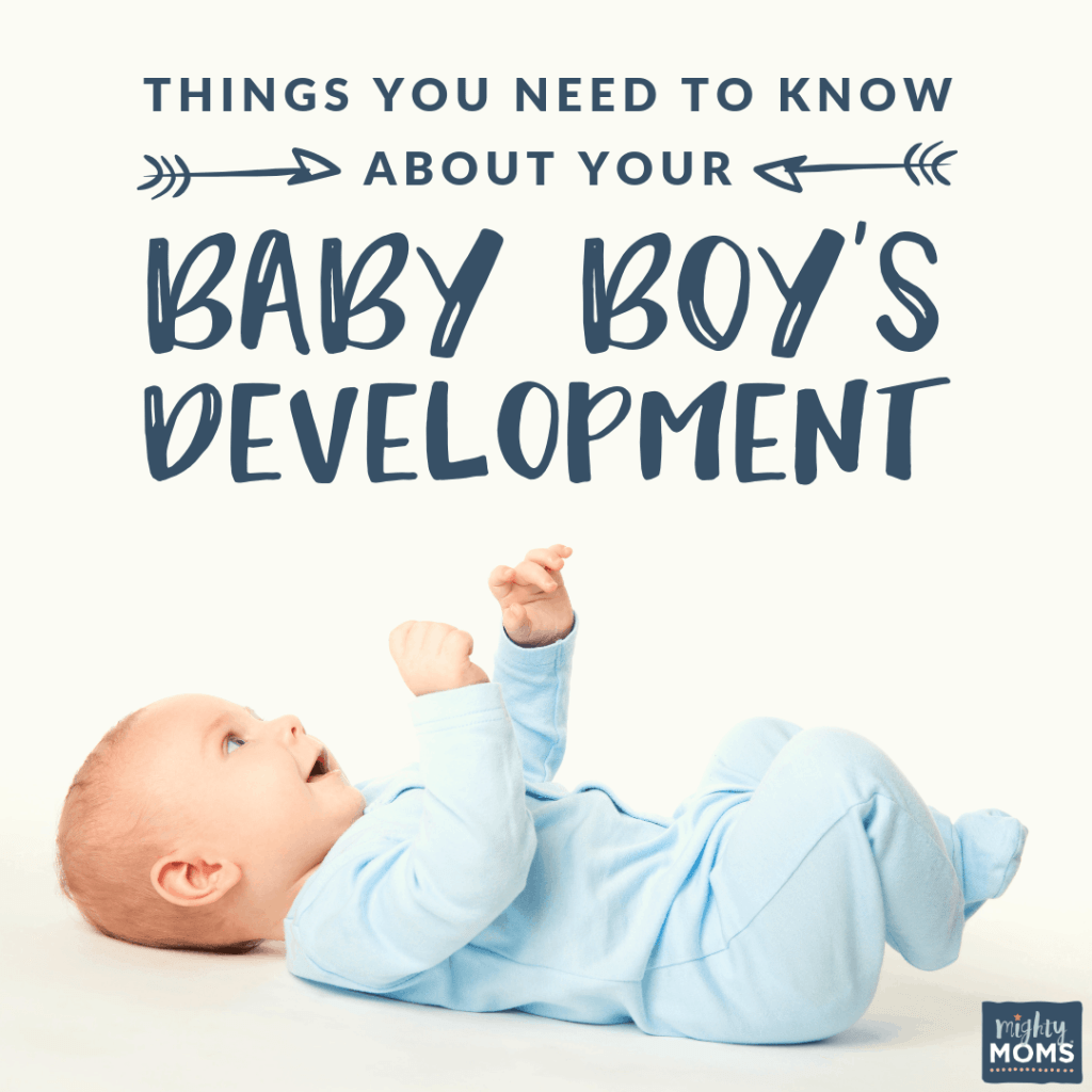 What you should know about baby boy development - MightyMoms.club