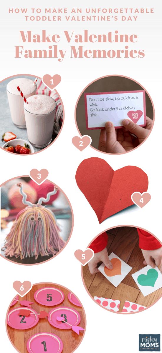 Toddlers Valentine's Day Ideas: Family Memories to Cherish - MightyMoms.club
