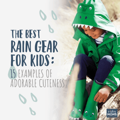 The Best Rain Gear for Kids: 15 Examples of Adorable Cuteness