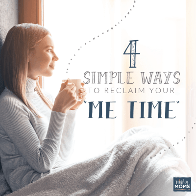 """4 Simple Ways to Reclaim Your """"Me Time"""""""