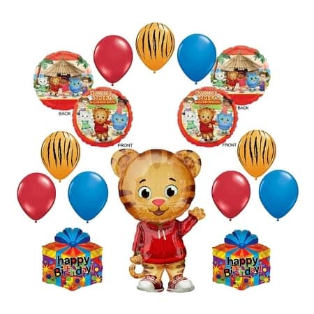 How To Throw The Most Amazing Daniel Tiger Party Ever