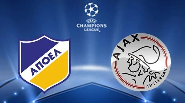 Apoel vs Ajax Preview Match and Betting Tip