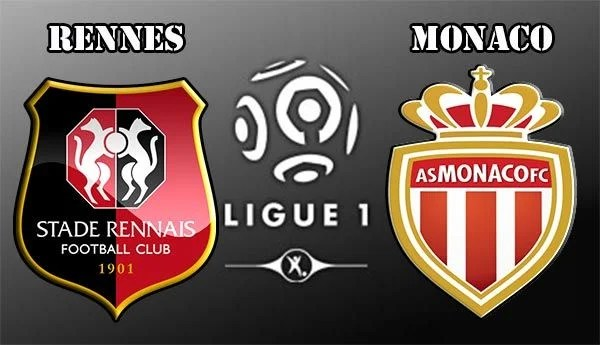 Rennes 2-2 Monaco 5 1 2019Match Highlight