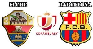 Elche vs Barcelona Prediction and Betting Tips