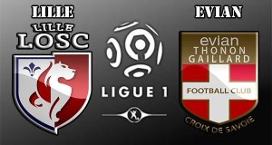 Lille vs Evian Prediction and Betting Tips